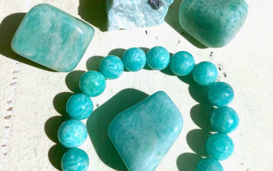 Amazonite Meaning & Healing Properties