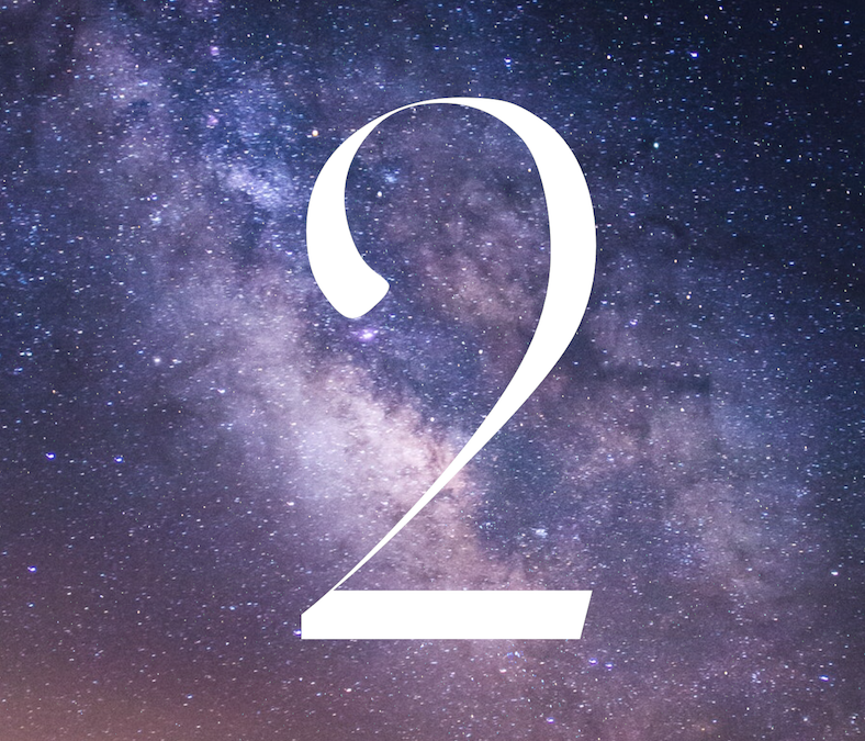 Numerology Number Two