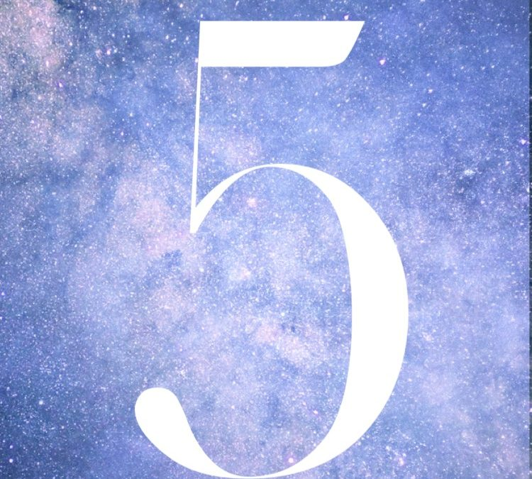 Numerology Number Five