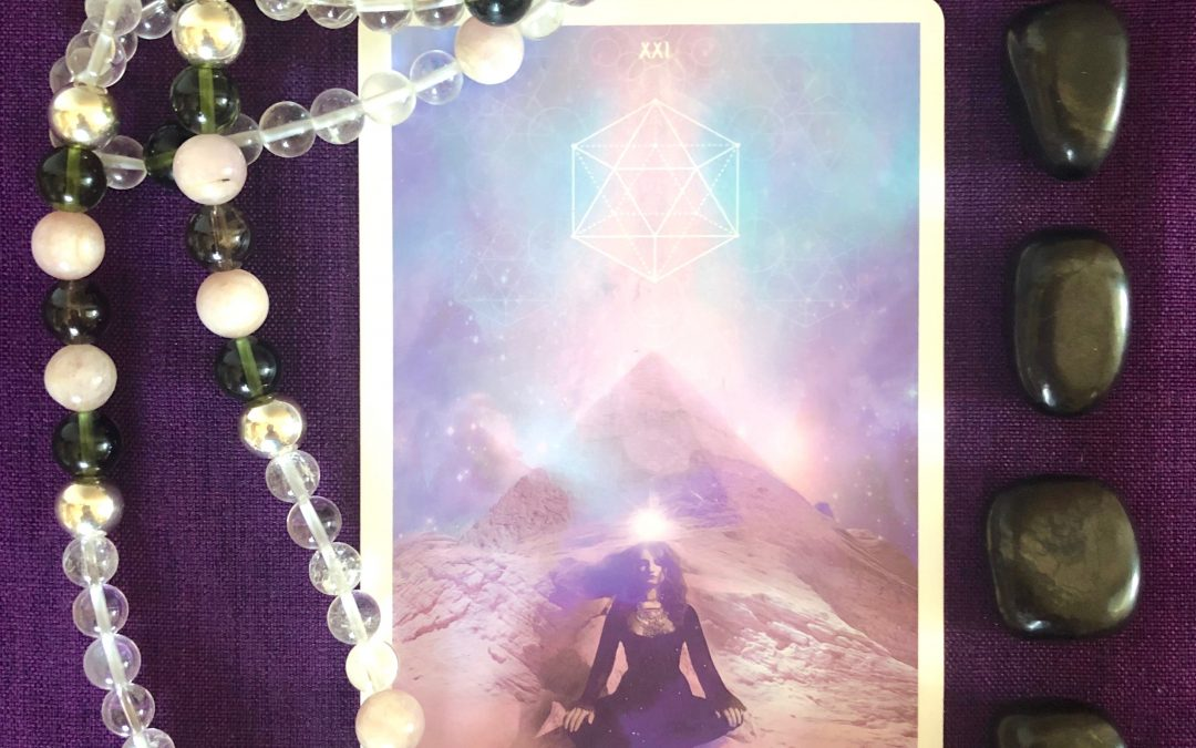 World Tarot Card Meanings