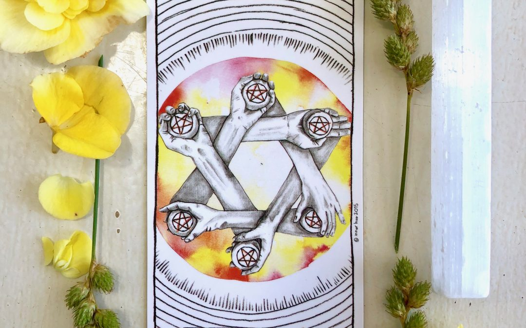 Six of Pentacles Tarot Card Meanings