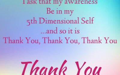 5D Awareness Mantra