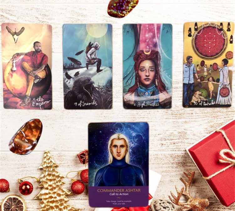 Weekly Tarot Card Reading For December 23-29, 2019