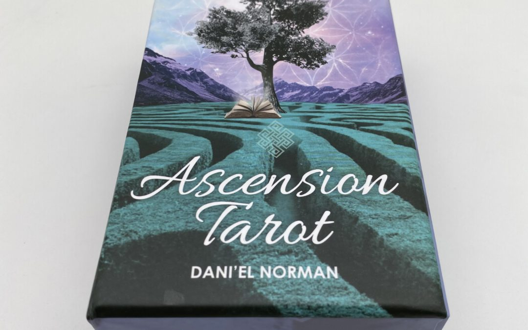 Ascension Tarot Deck Update!