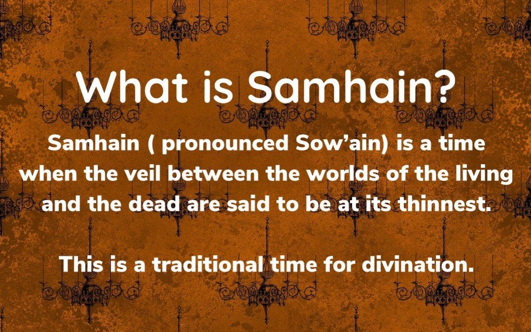 What is Samhain?