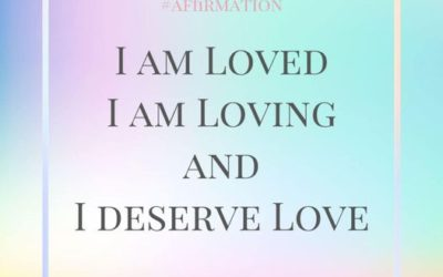 Affirmation for Love