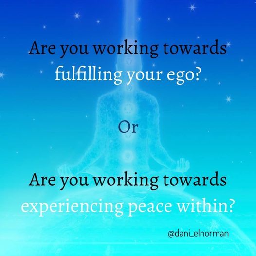 Your Ego is Hurting Others