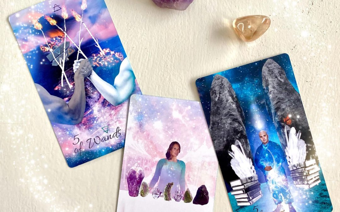 Ascension Tarot Deck Daily Reading January 14, 2021