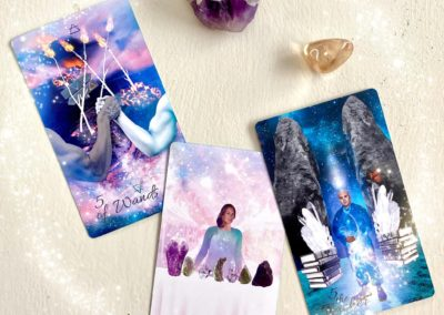 Ascension Tarot Deck Daily Reading
