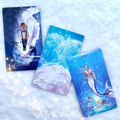 Ascension Tarot Deck Daily Reading January 16, 2021