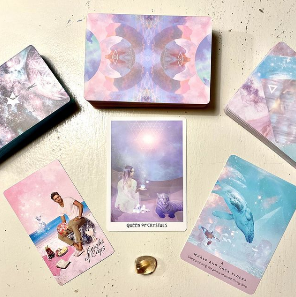 Ascension Tarot Daily Reading for January 18, 2021